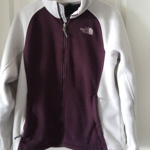 North Face womens large